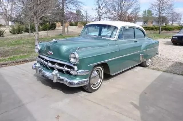 1954 Chevrolet Bel Air Classics for Sale   Classics on Autotrader 1954 Chevrolet Bel Air for sale 100824203