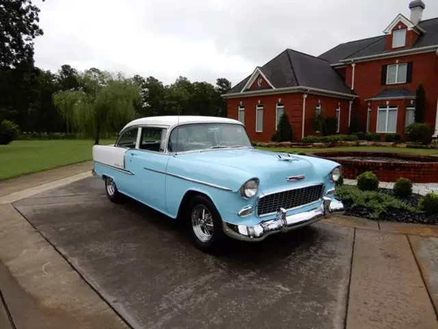 1955 Chevrolet Bel Air Classics for Sale   Classics on Autotrader     1955 Chevrolet Bel Air for sale 101011702
