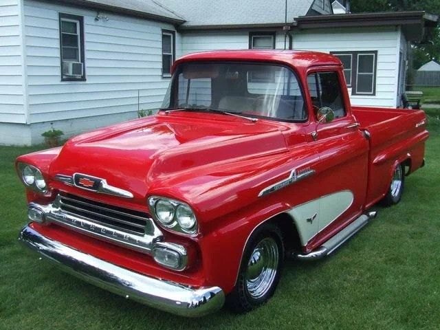1958 Chevrolet 3100 Classics for Sale   Classics on Autotrader 1958 Chevrolet 3100 for sale 100895463