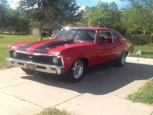 1968 Chevrolet Nova for sale near Cadillac  Michigan 49601     1968 Chevrolet Nova for sale 100892879