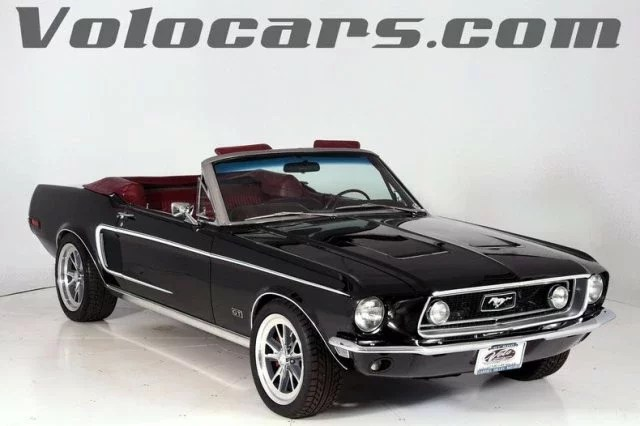 1968 Ford Mustang for sale near Volo  Illinois 60073   Classics on     1968 Ford Mustang for sale 100841815
