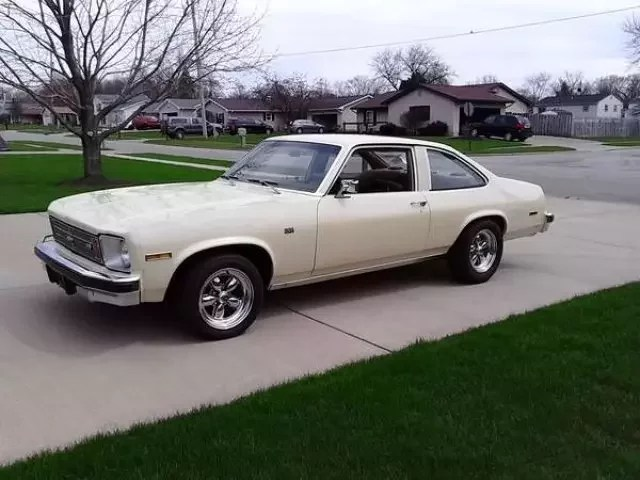 1975 Chevrolet Nova for sale near Cadillac  Michigan 49601     1975 Chevrolet Nova for sale 100858559