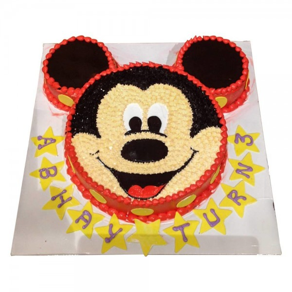 Check out our customize mickey mouse cakes collection. Mickey Mouse Cake Design For Girls And Boys 2kg Chocolaty In