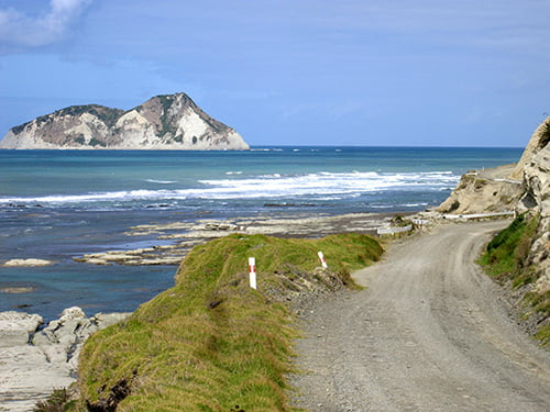 East Cape, New Zealand