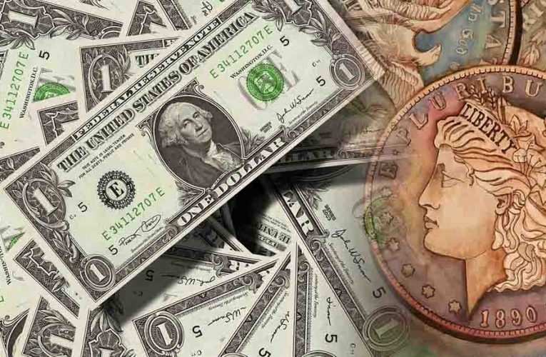 Profil untuk Koin dan Full-Face untuk Kertas