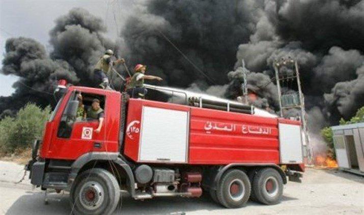 الدفاع المدني اللبناني