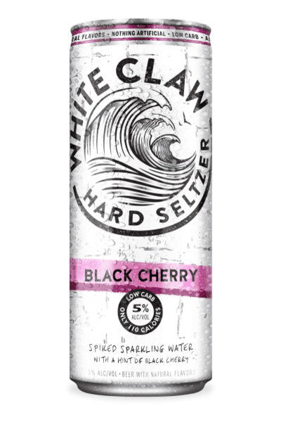 White Claw Spiked Seltzer Variety Pack