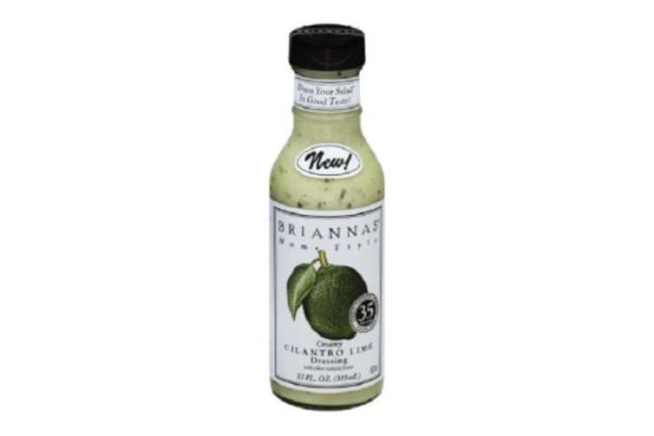 Buy Briannas Home Style Creamy Cilantro Lime Online