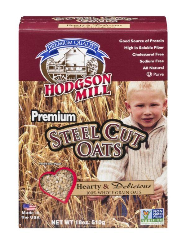 Buy Hodgson Mill Steel Cut Oats Premium 18 Online