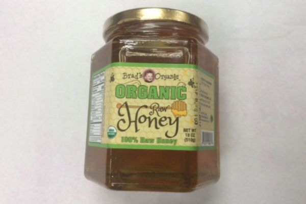 Buy Brad39s Organic Organic Raw Honey 18 Ou Online