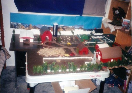 Model Farm The Dye Clan