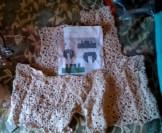 RaeAnne crocheted cardigan