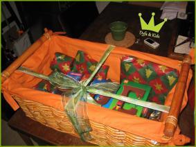17 - Verkleidung Holztragekorb Dyfa&Kids - 2009