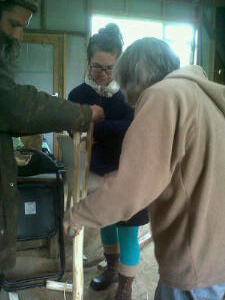 Making a Handcart – June Volunteer Workday | Dyfed Permaculture Farm