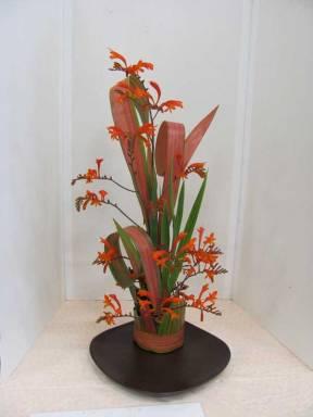 Floral art - Modern Arrangement