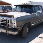 1992 Dodge D 350 Dually Pick Up 12 Valve Cummins Turbo Diesel Extended Cab New Tires Auto