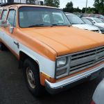 1987 Chevrolet Suburban Speeds Auto Auctions