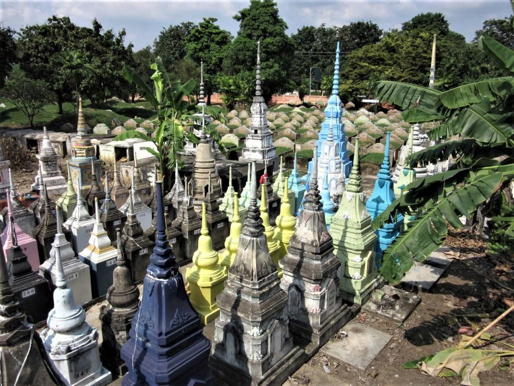 Chinese Cemetery Kanchanaburi