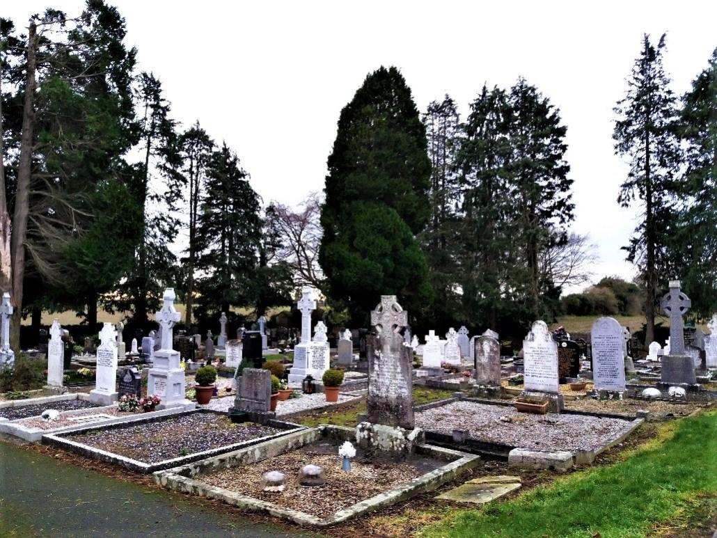 Wolfe Tone's grave, Bodenstown Co kildare