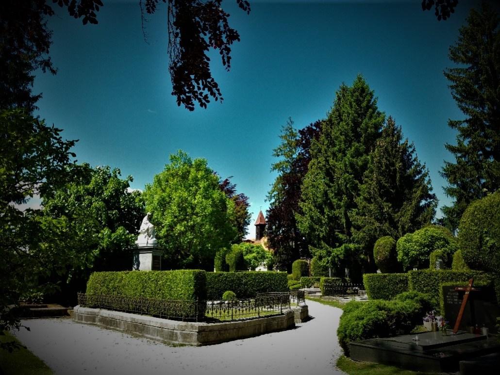 Varaždin cemetery croatia