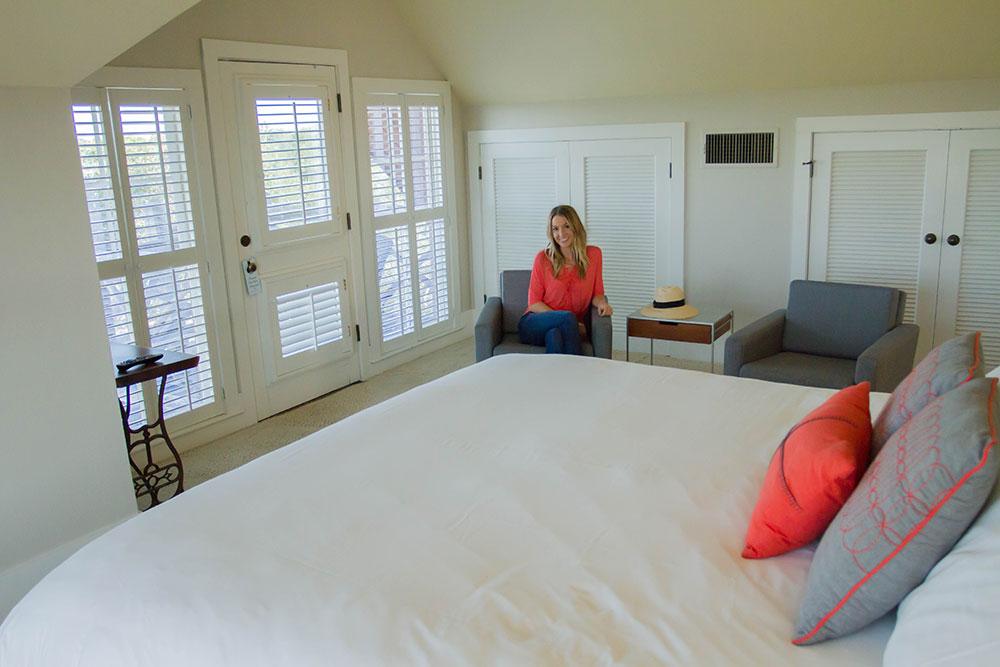 Bedroom - Sage Hill Inn