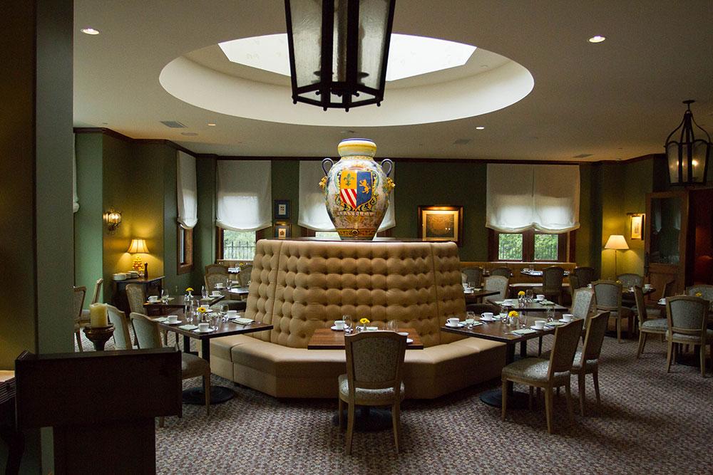Hotel Granduca Restaurant
