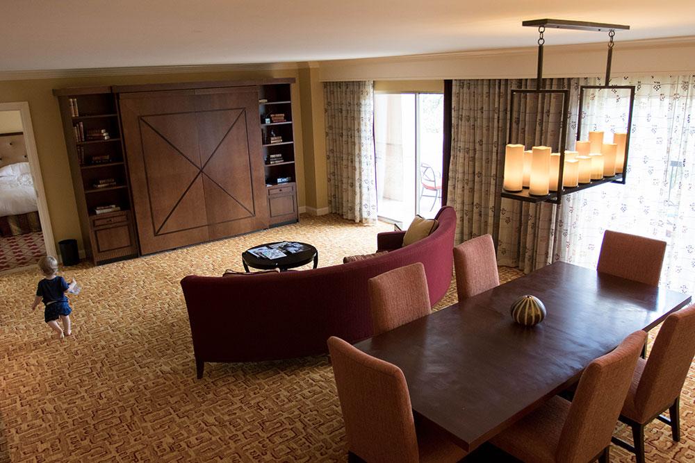 JW Marriott Room