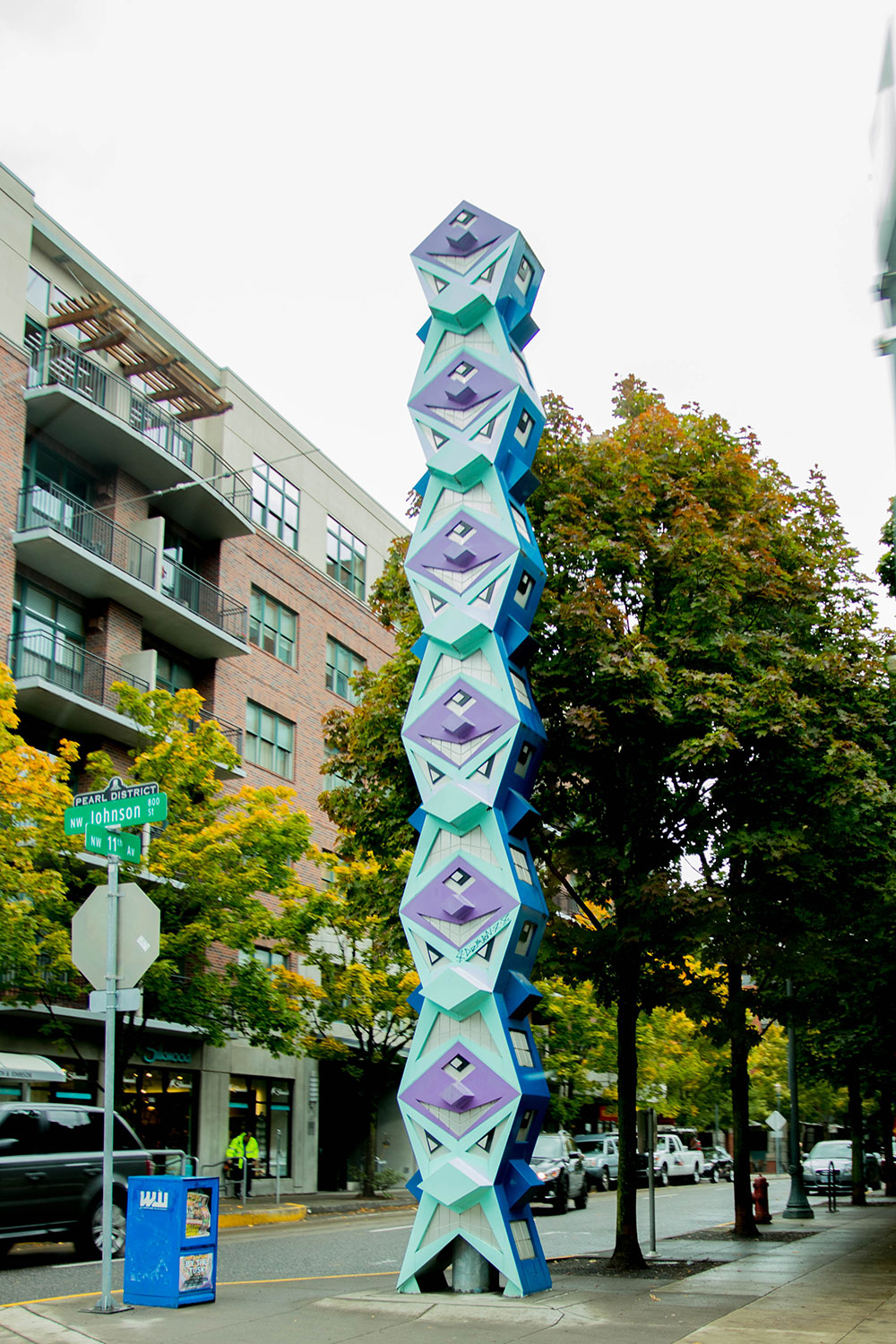 Pearl District Art