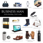 Gift Guide For Men: 2016 – The Business Man