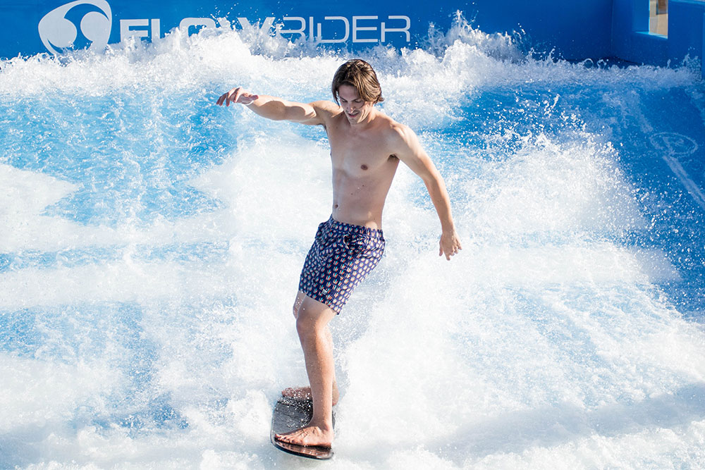 Flow Rider - Cruise Ship