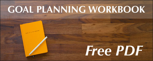 Goal Planning For Success PDF Workbook