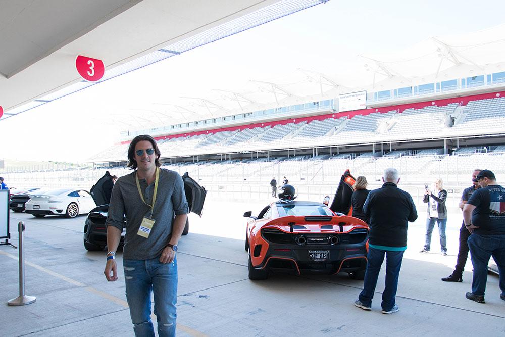 Mclaren COTA F1 Track