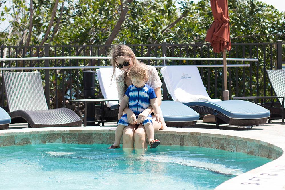 Hotel Zamora - Pool 2 - St. Pete Beach Florida