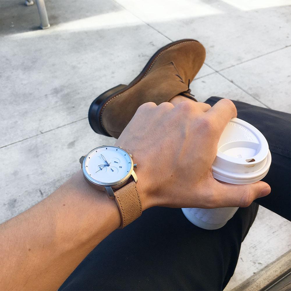 Dylanbenjam Instagram Male Fashion MVMT watch