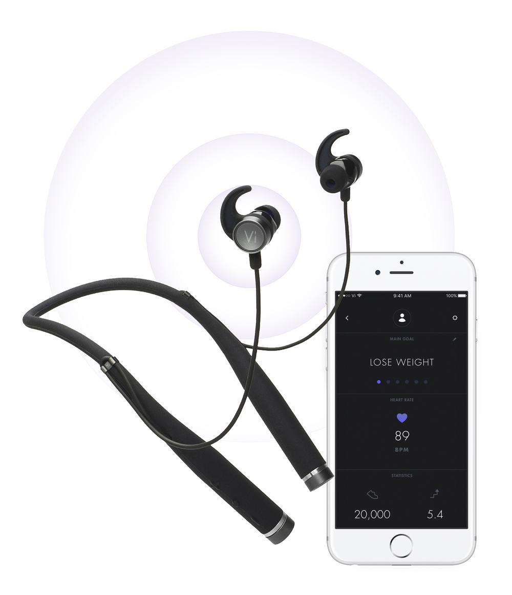 vi-bluetooth headphones