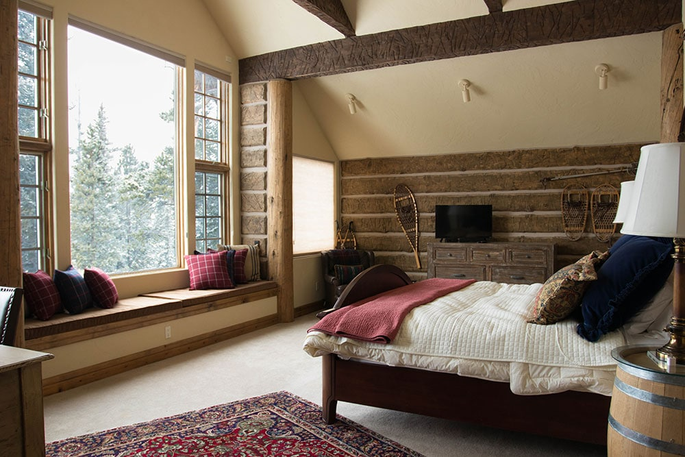 Breckenridge Master Bedroom