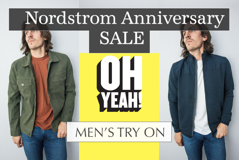 Men's 2018 Nordstrom Anniversary Sale Best Jackets Shirts Shorts Shoes