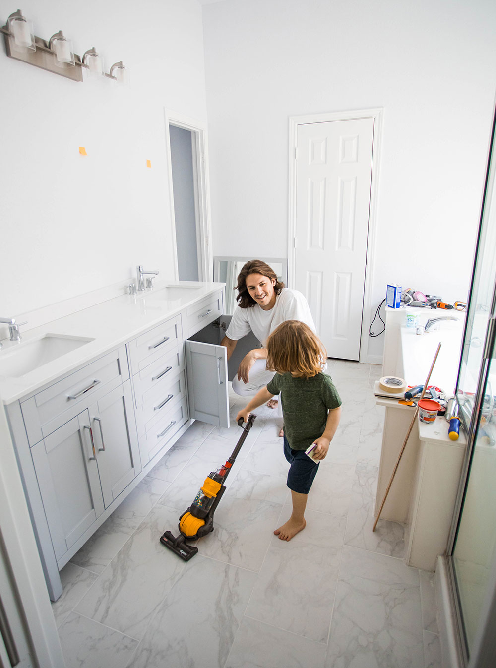 Bathroom Renovations - Not as Difficult as Expected