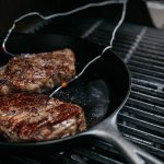 Effortless Ribeye Steaks – with a crust