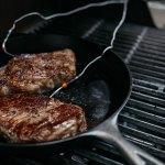 Effortless Ribeye Steaks – with a crust