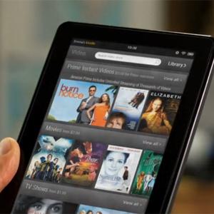 Kindle Fire image