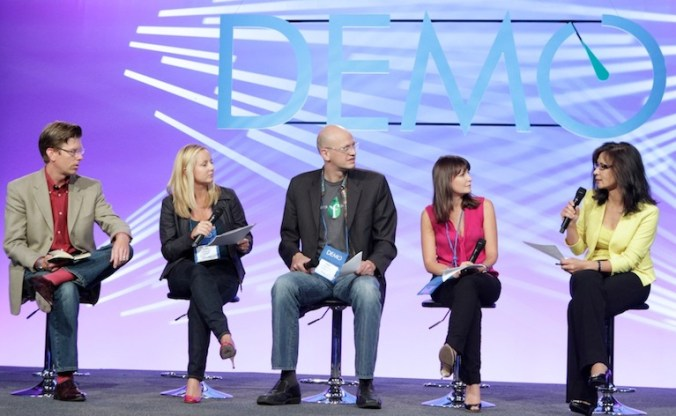 """panel of investor """"sages"""" at DEMO Fall 2012"""