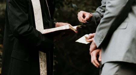 Do you need a project manager or a priest?