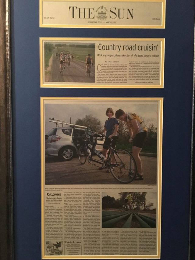 Country road cruisin' ... WilCo group explores the lay of the land on two wheels