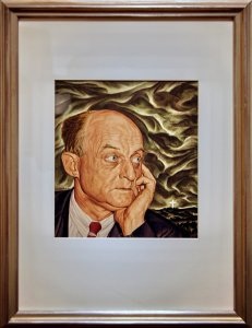Reinhold Niebuhr wrote the serenity prayer