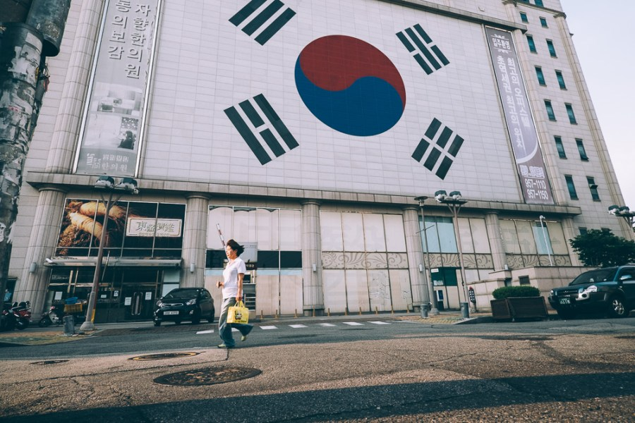 Seoul Photographer - Yongdu-dong Street Photography