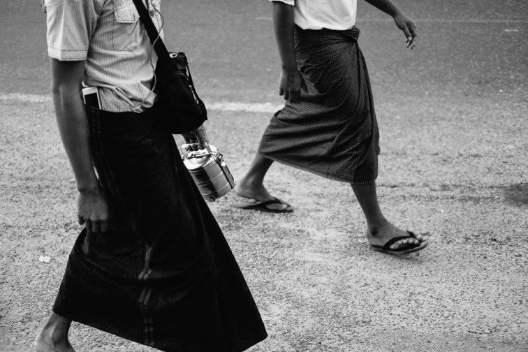 Lunchbox, Yangon Downtown, Myanmar - Photographer