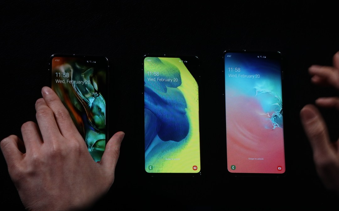 Galaxy S10 takes the 'best smartphone display' crown