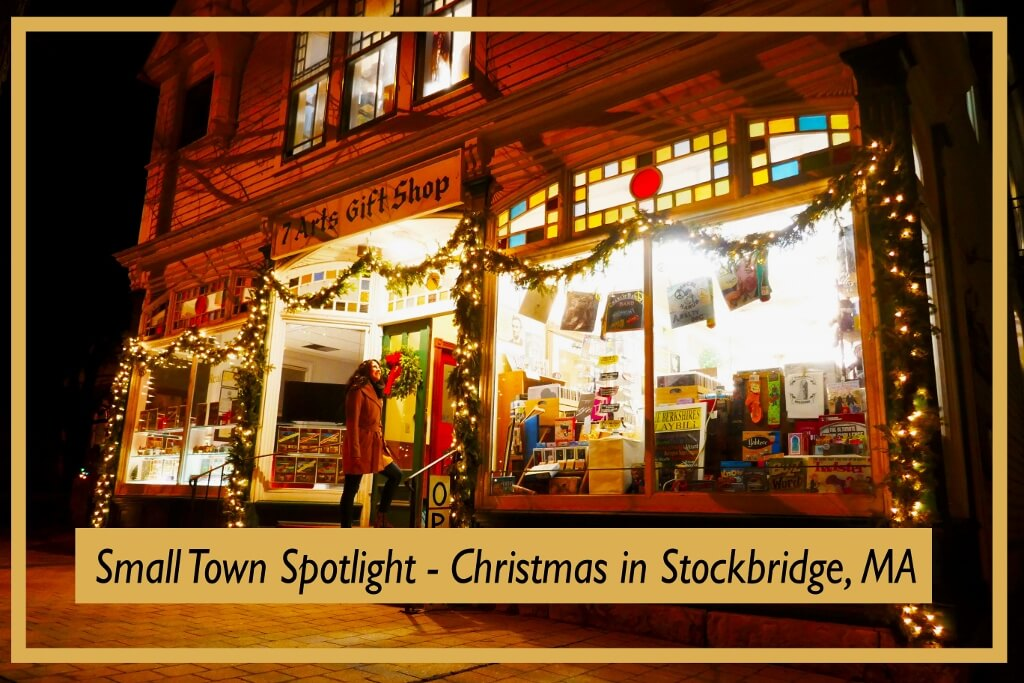 Small Town Spotlight: Christmas in Stockbridge, MA