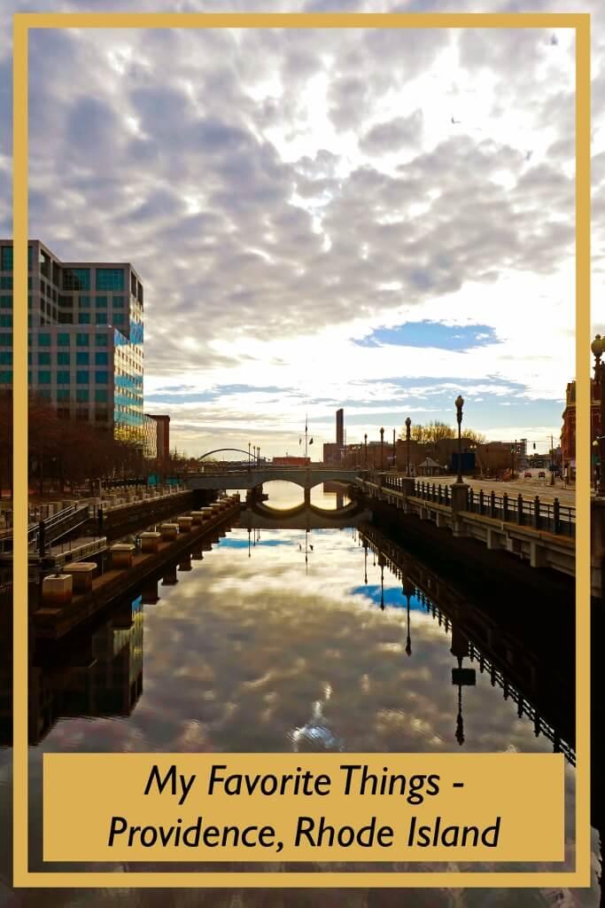 My Favorite Things: Providence, Rhode Island